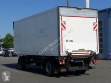 Voir les photos Remorque Rohr RAK/18TK*Carrier Maxima 1000*LBW*TÜV*