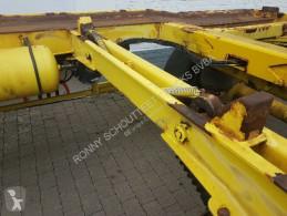 Ver as fotos Reboque nc Abrollanhänger REA 18 EL Abrollanhänger REA-18EL, bis 7 m Behälter