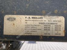 Voir les photos Remorque Meiller MZDA 18/21 MZDA 18/21, Stahlbordwände, ca. 11m³