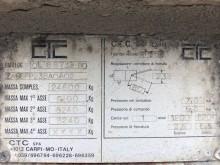 Преглед на снимките Ремарке CTC RP 23B