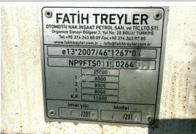 Voir les photos Remorque Fatih Trayler