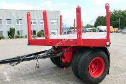 View images Goldhofer TX2-12/80, Plattform, 8.000mm lang, 14x Zurrösen trailer