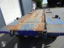Voir les photos Remorque Kögel drumbake open trailer