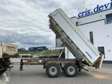 Voir les photos Remorque Schmitz Cargobull SKI 18 Dreiseitenkipper