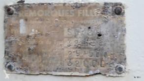 Voir les photos Remorque Filliat SM295