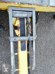 Voir les photos Remorque nc MERSCH Autotransportanh. 10 m