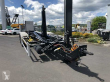 View images Hüffermann HTA 18.64 L Hakenlift/Abrollkipper -7m Container trailer