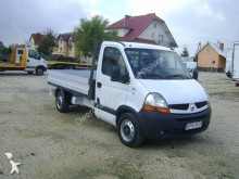 Utilitaire châssis cabine Renault Master 120 DCI