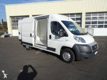 Fiat Ducato II 2.3 MTJ 120 used positive trailer body refrigerated van