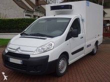 Citroën negative trailer body refrigerated van Jumpy 2.0 HDi