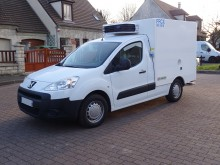 Peugeot Partner 1,6L HDI 90 CV used negative trailer body refrigerated van