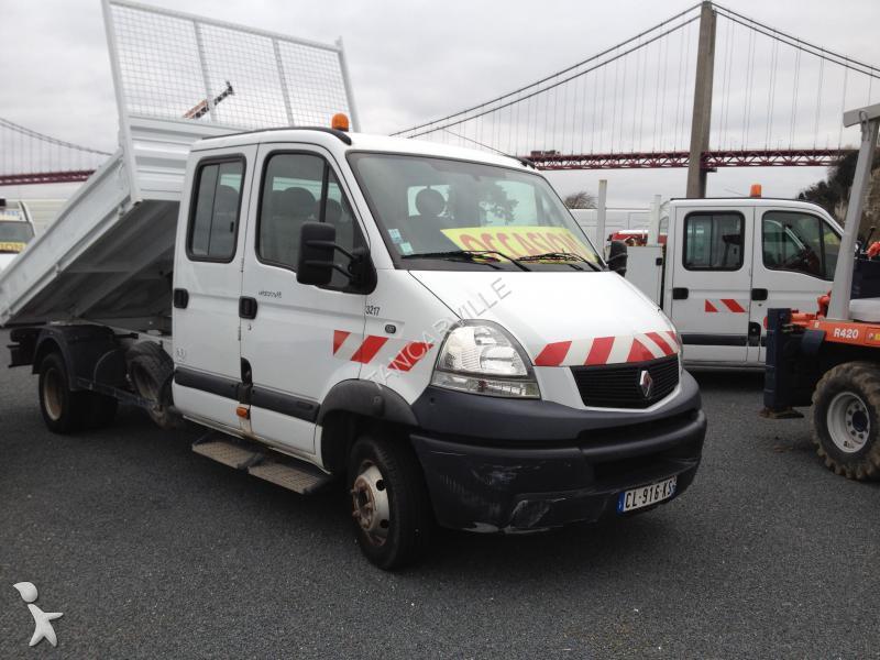 Voir les photos Véhicule utilitaire Renault Mascott 130.35