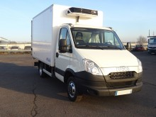 Iveco Daily 35C15 HPI used negative trailer body refrigerated van