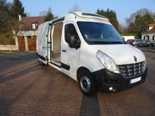 Renault Master Traction 125.35 L3H2 used positive trailer body refrigerated van