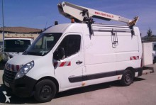 Renault Master 2.3 DCI 150 used platform commercial vehicle