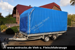 Plane Spriegel trailer used tarp