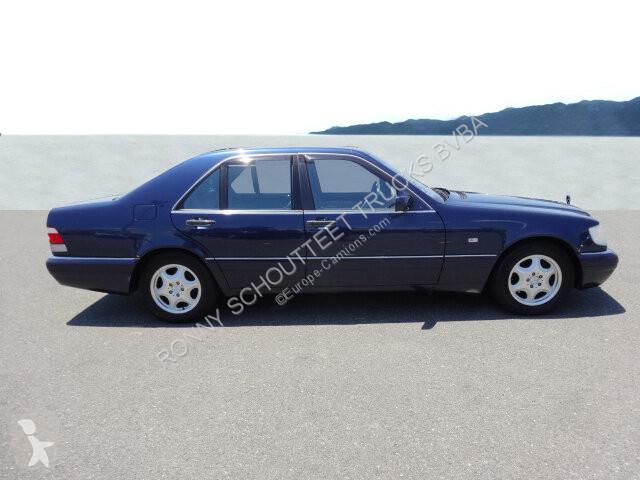 Voir les photos Véhicule utilitaire Mercedes 320 S  Limousine S , mehrfach VORHANDEN! Klima