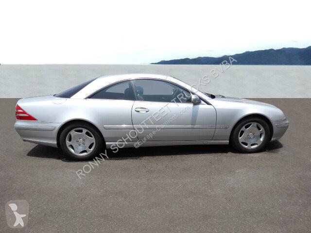 Voir les photos Véhicule utilitaire Mercedes CL 600 Coupe 600 Coupe V12, ca. 41.000km, mehrfach VORHANDEN!