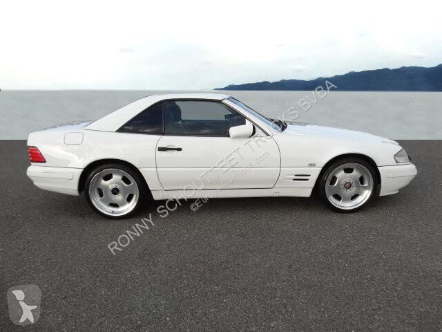 Zobaczyć zdjęcia Pojazd dostawczy Mercedes SL 320 Roadster  320 Roadster, mehrfach VORHANDEN!