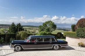Mercedes sedan car 600 lang Pullmann 600 Pullmann Lang, 6-Türig