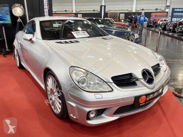 Преглед на снимките Лекотоварен автомобил Mercedes SLK 55 AMG Roadster  55 AMG Roadster (7G-Tronic), mehrfach VORHANDEN!