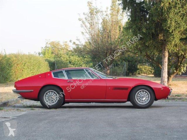 Vedere le foto Veicolo commerciale Maserati Ghibli 4.9 SS Ghibli 4.9 SS Radio