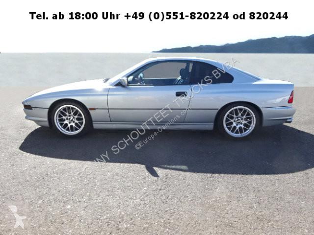 Voir les photos Véhicule utilitaire BMW 840 Ci 840 Ci, mehrfach VORHANDEN! SHD/Autom.