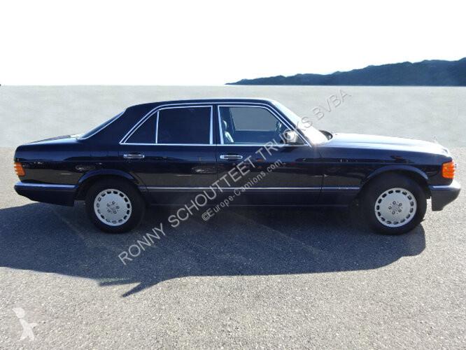 Voir les photos Véhicule utilitaire Mercedes 300 SE Limousine, mehrfach vorhanden! 300 SE Limousine, mehrfach vorhanden!