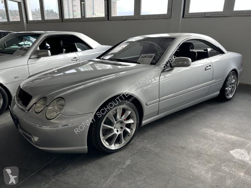 Voir les photos Véhicule utilitaire Mercedes CL 600 Coupe  600 Coupe, mehrfach VORHANDEN!