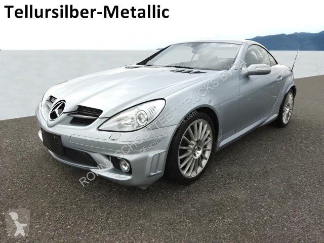 Voir les photos Véhicule utilitaire Mercedes SLK 55 AMG Roadster 55 AMG, (ca. 9.000 km!), mehrfach VORHANDEN!