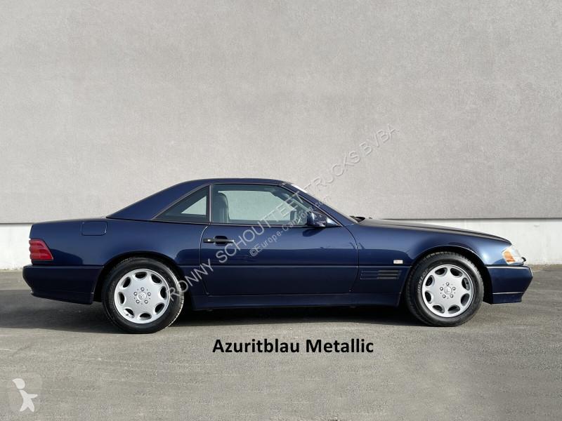 Zobaczyć zdjęcia Pojazd dostawczy Mercedes SL 600 Roadster  600 Roadster, mehrfach VORHANDEN!