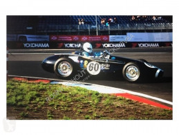 Автомобиль с кузовом «седан» B Type Racing Car CONNAUGHT B Type, Formel-1 Rennwagen