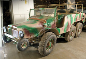W 15T 6x6 HOTCHKISS & CO ( F ) W15T 6x6, German 257th Infantry Division automobile berlina usata
