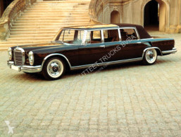 Mercedes 600 Landaulet Autom./Klima/Radio used sedan car