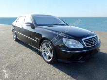 Voiture berline occasion Mercedes S 55 AMG Kompressor S 55 AMG Kompressor, 500 PS, Langversion, mehrfach VORHANDEN!