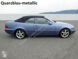 Mercedes CLK 320 Cabrio 320 Cabrio Autom./Klima/eFH. used sedan car