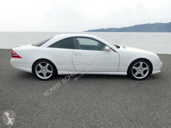 Vedere le foto Veicolo commerciale Mercedes CL 55 AMG Coupe  55 AMG Coupe, mehrfach VORHANDEN!