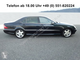 Mercedes S 55 L AMG S 55, Langversion, mehrfach VORHANDEN! voiture berline occasion
