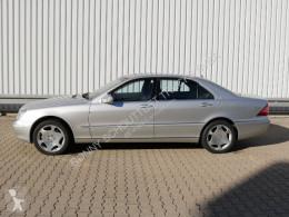 Mercedes S 600 Limousine lang S 600 Limousine lang, V12 Biturbo, mehrfach VORHANDEN! voiture berline occasion
