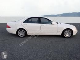 Mercedes S 600 Limousine lang S 600 Limousine lang, V12 Biturbo, mehrfach VORHANDEN! carro berlina usado