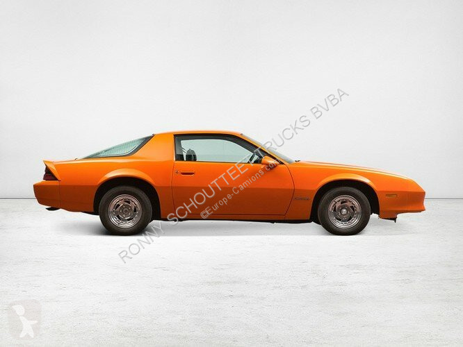 Vedere le foto Veicolo commerciale Chevrolet Camaro - Autom./eFH.
