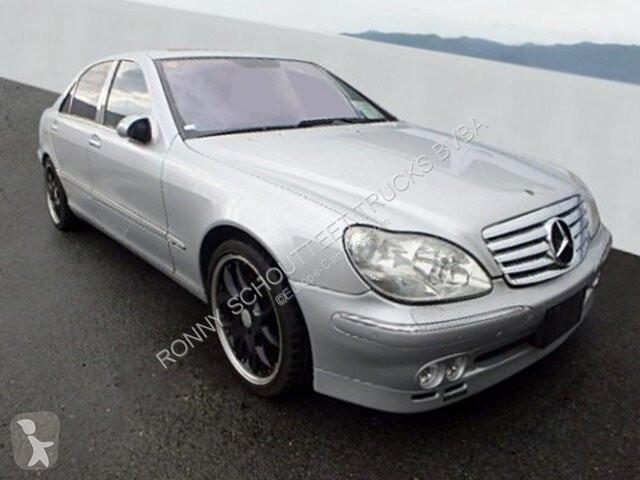 Voir les photos Véhicule utilitaire Mercedes S 600 Limousine lang S 600 Limousine lang (Brabus) ,  mehrfach VORHANDEN!