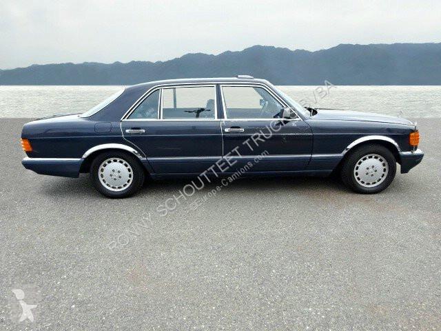 Voir les photos Véhicule utilitaire Mercedes 560 SEL  SEL,  mehrfach VORHANDEN! SHD/Autom.