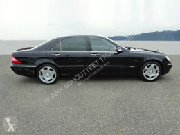 Mercedes S 600 Limousine lang S 600 Limousine lang, mehrfach VORHANDEN! voiture berline occasion