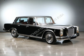 Voiture berline Mercedes 600 Limousine 600 mit Trennscheibe/split window