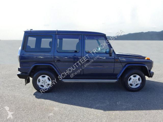 Ver as fotos Veículo utilitário Mercedes 320 G  L 4x4 G  L 4x4, 9-Sitzer, mehrfach VORHANDEN!