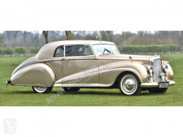 Voiture berline Bentley MK VI Park Ward Coupe MK VI Park Ward Coupe, 1 von nur 16 gebauten