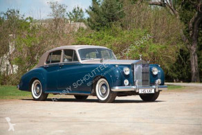 Voiture berline Rolls-Royce Silver Cloud II Saloon with division SHD/Autom.
