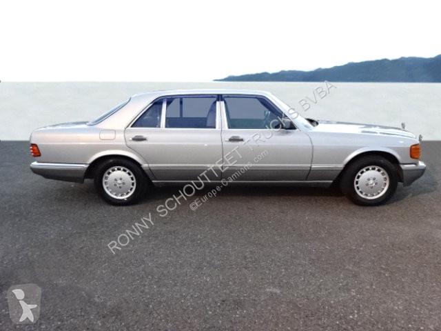 Voir les photos Véhicule utilitaire Mercedes 560 SEL SEL, mehrfach VORHANDEN! Autom./eFH.