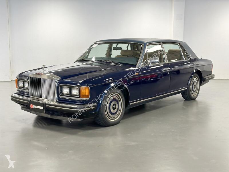Voir les photos Véhicule utilitaire Rolls-Royce Silver Spur II Limousine Silver Spur II Limousine